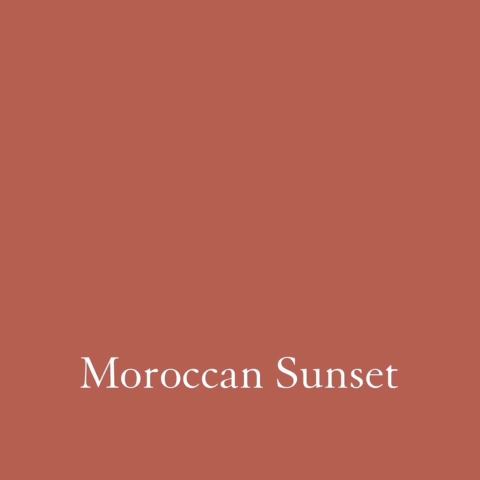 One Hour Ceramic - Moroccan Sunset