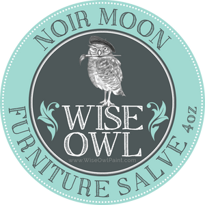 Wise Owl Furniture Salve - Noir Moon