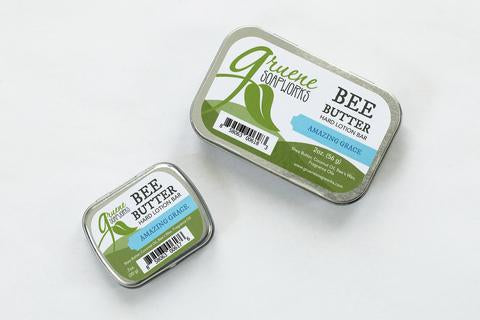 Gruene Soapworks - Amazing Grace Bee Butter