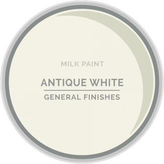 General Finishes Milk Paint - Antique White