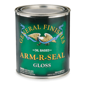 General Finishes Arm-R-Seal - Topcoat  Gloss