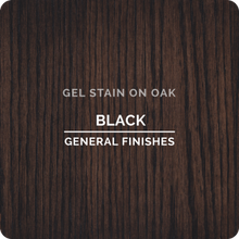 Load image into Gallery viewer, General Finishes Gel Stain - Black