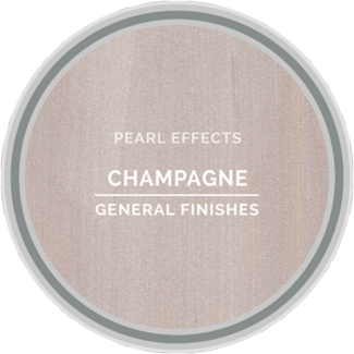 General Finishes Pearl Effects  - Champagne Pint