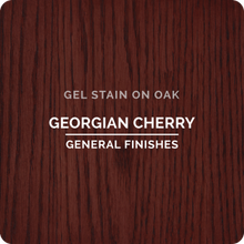 Load image into Gallery viewer, General Finishes Gel Stain - Georgian Cherry