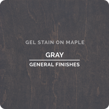 Load image into Gallery viewer, General Finishes Gel Stain - Gray