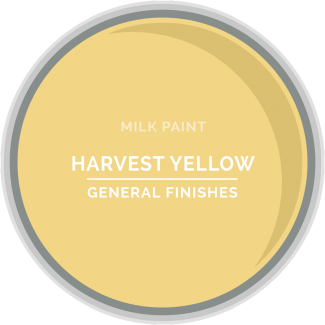 General Finishes Milk Paint - Harvest Yellow