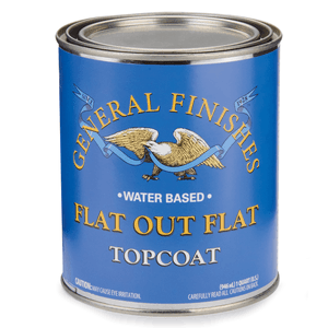 General Finishes - Flat out Flat Water Based Topcoat
