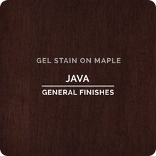 Load image into Gallery viewer, General Finishes Gel Stain - Java