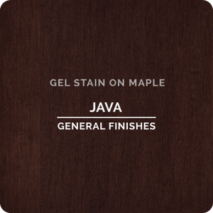 General Finishes Gel Stain - Java