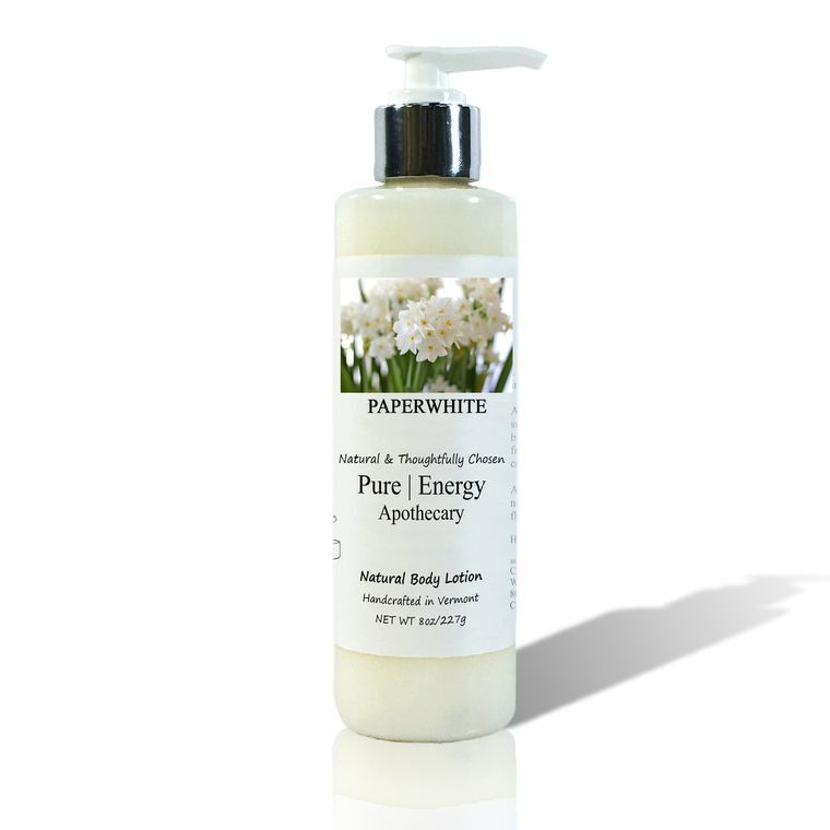 Body Lotion - Paper White