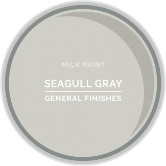 General Finishes Milk Paint - Seagull Gray
