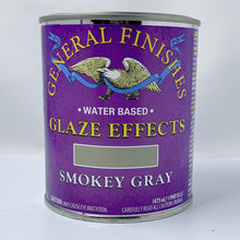 Load image into Gallery viewer, General Finishes Glaze Effects  - Smokey Gray Pint