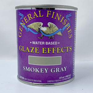 General Finishes Glaze Effects  - Smokey Gray Pint