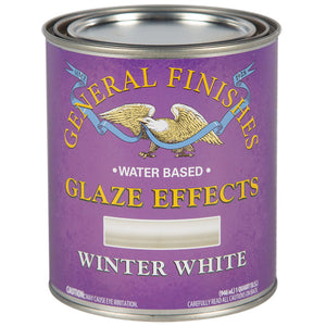 General Finishes Glaze Effects  - Winter White