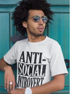 Antisocial Introvert T-Shirt