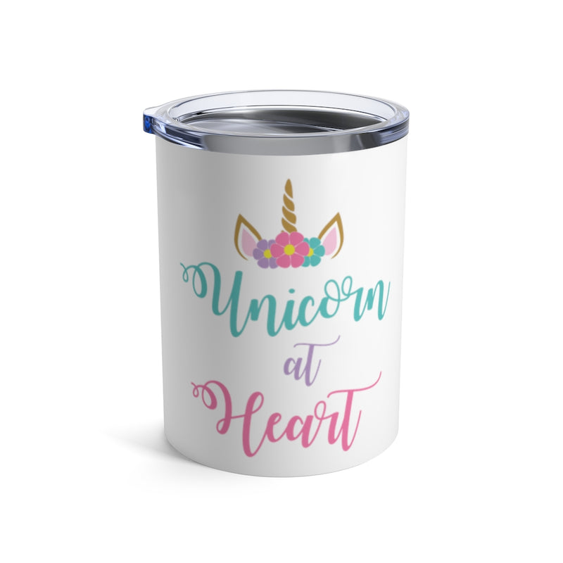 Unicorn at Heart Coffee Mug
