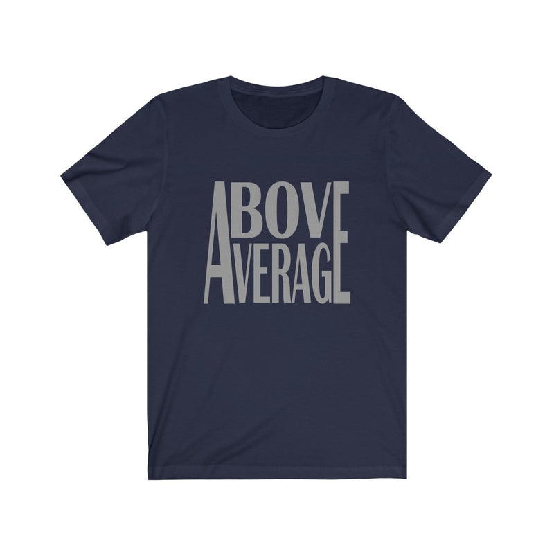 Navy Above Average T-Shirt