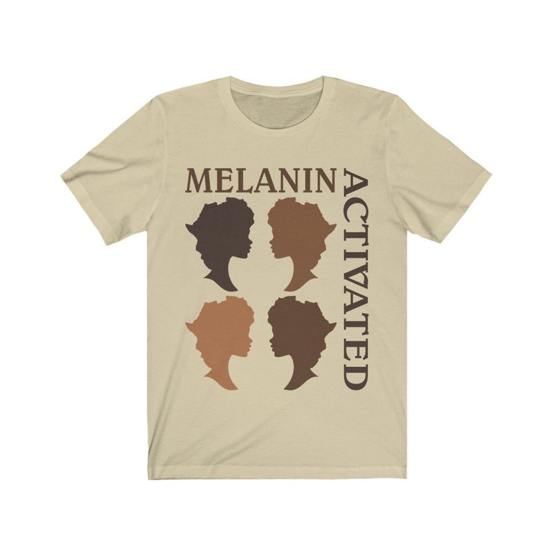 Tan Melanin Activated T-Shirt