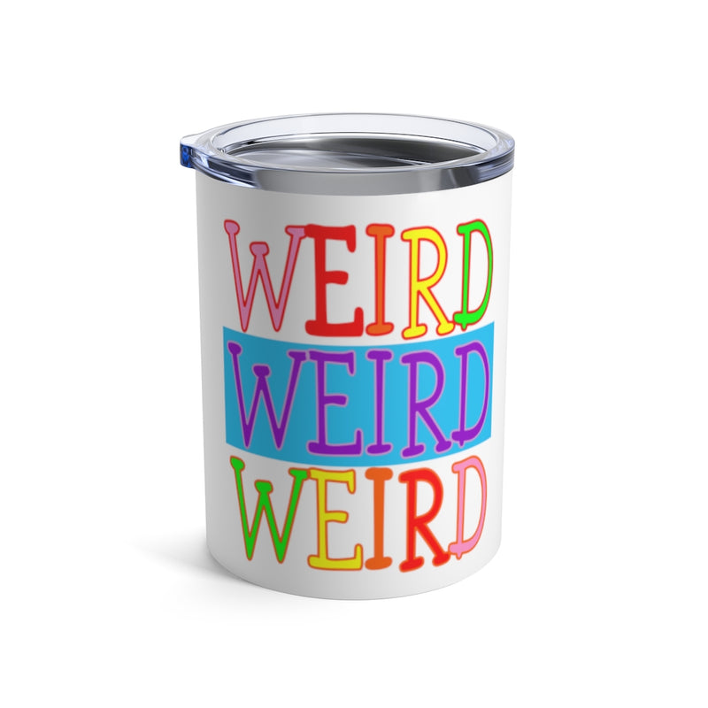Weird Fantasy Rainbow Coffee Mug