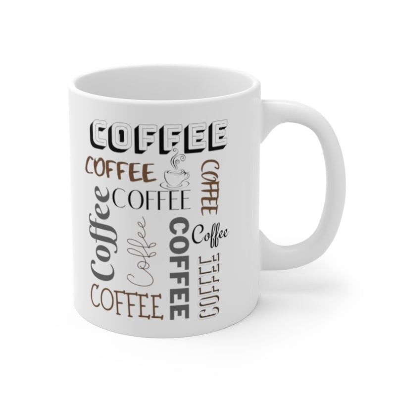 Coffee Lovers Mug 11oz