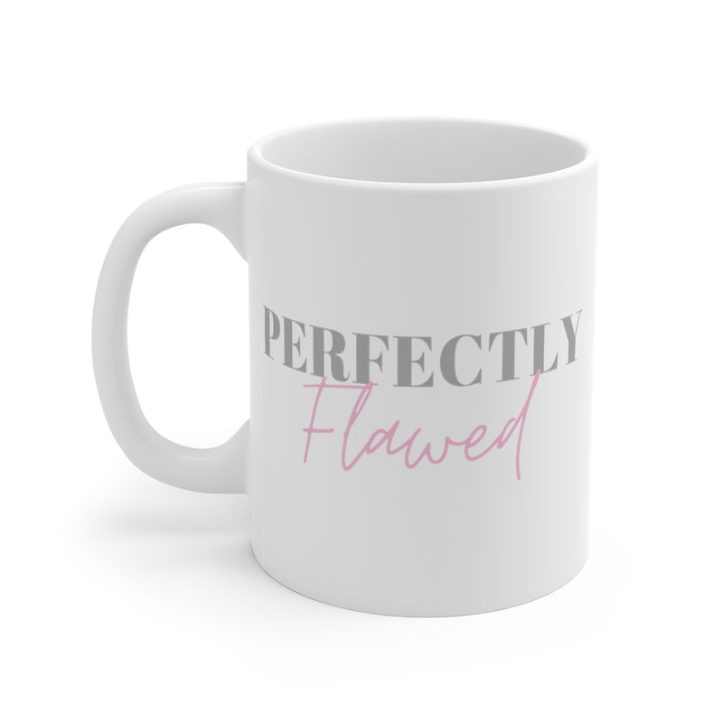 Perfectly Flawed Coffee Mug