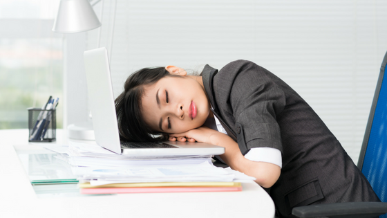 Recharge Your Batteries: 8 Incredible Benefits of Napping at Work