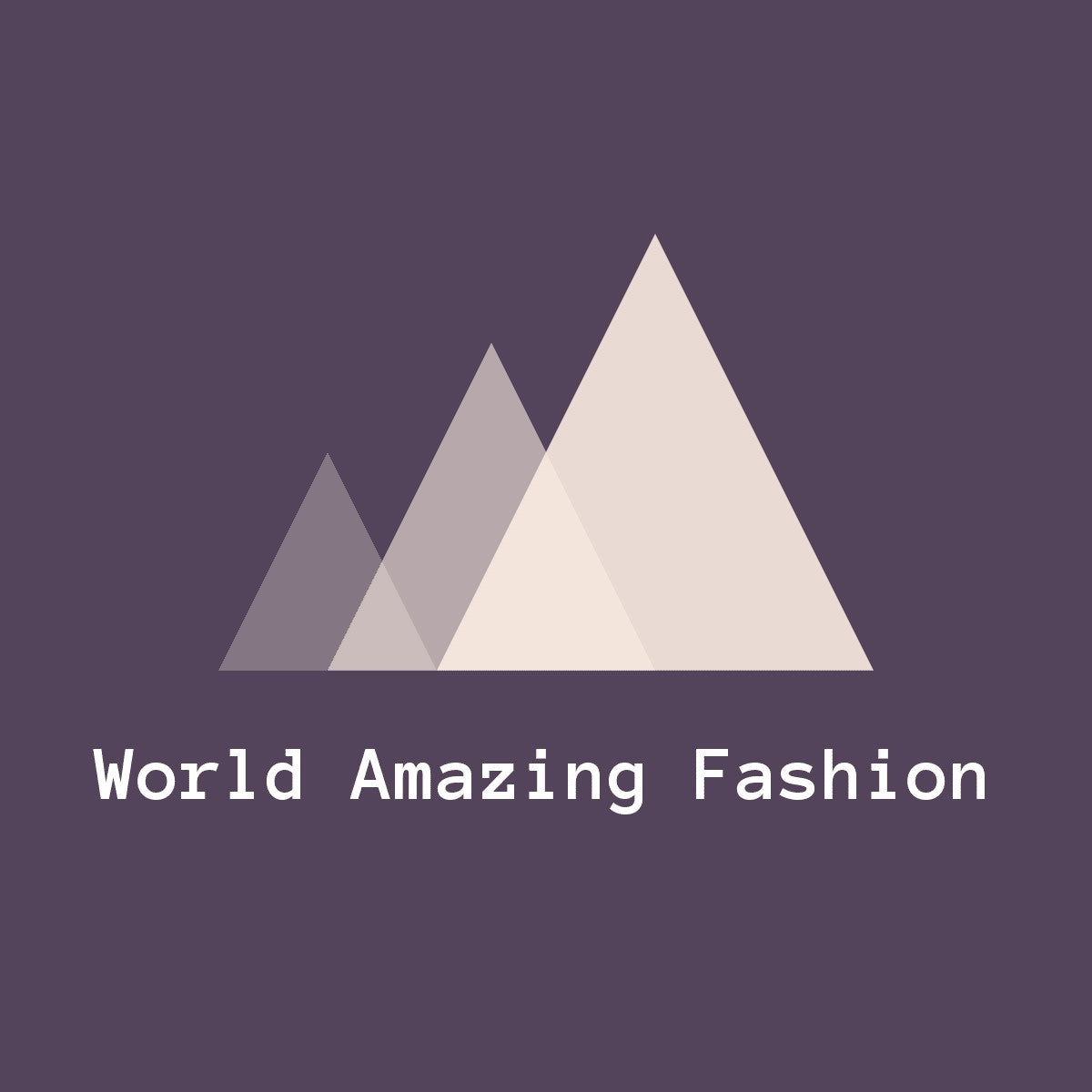 Logo of World Amazing Fashion Website of Men And Women Clothing