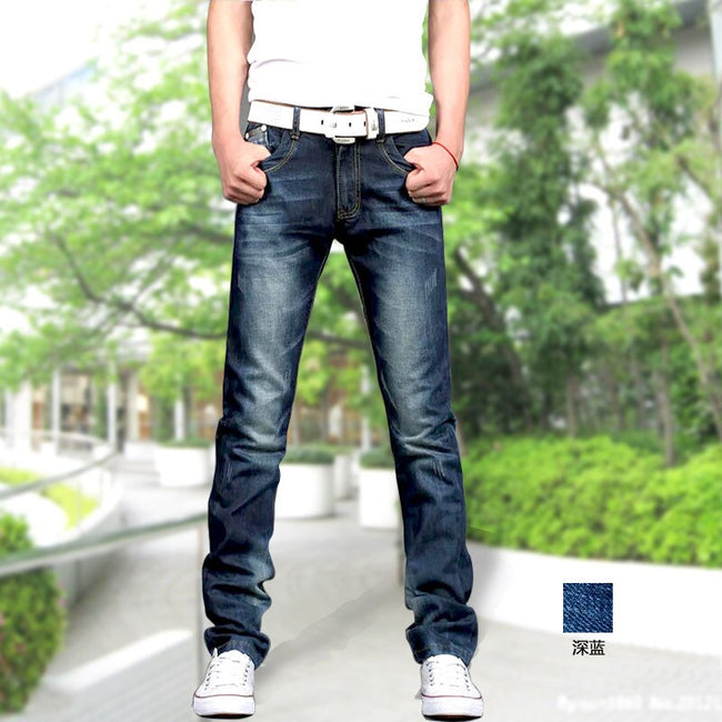 Mens Classic Demim Long Trousers Glorious Design | World Amazing Fashion | World Amazing Fashion