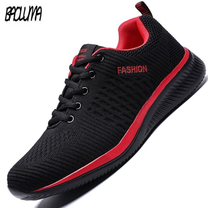 Hot Sale Summer Men's Casual Shoes Mesh Breathable Light Men
