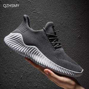Hot Style New Mesh Shoes Men Casual Comfortable Breathable