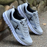 Men Shoes Size 39-46 Adult Sneakers Summer Breathable