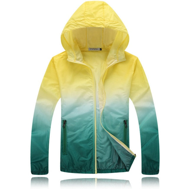 Windbreaker Hooded Casual Bomber Jacket For Men World Amazing Fashion | World Amazing Fashion