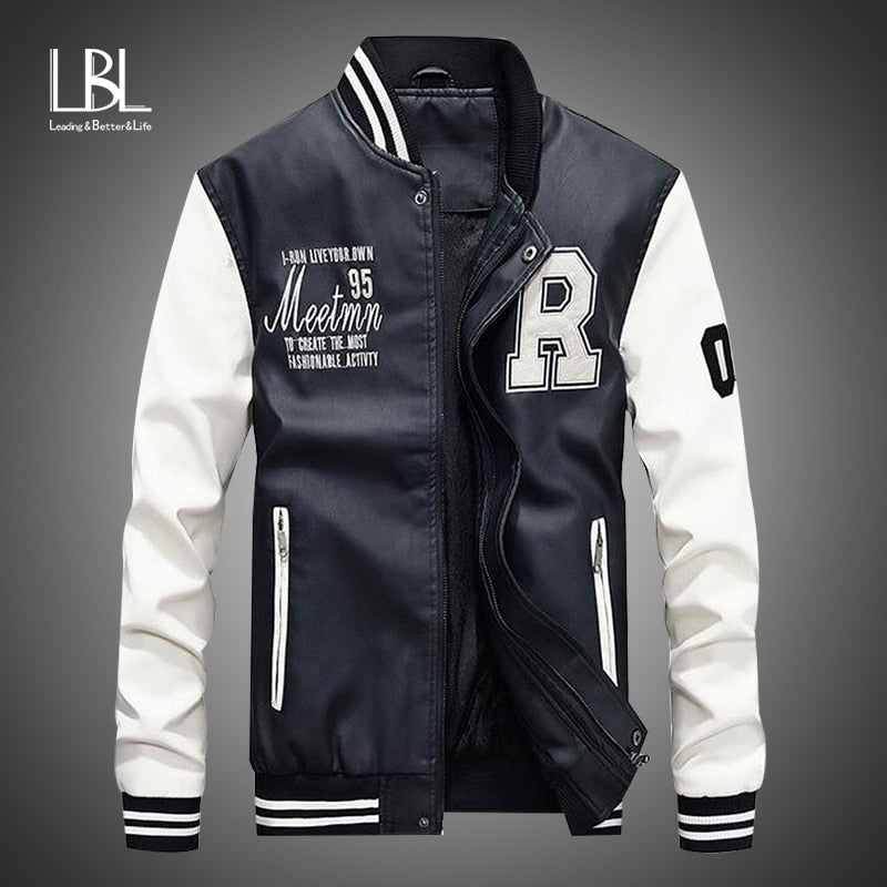 Baseball Pilot Bomber Jacket Casual for Men | World Amazing Fashion