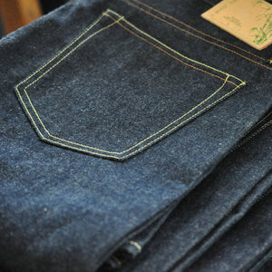 Raw Denim Button Fly Color Jeans Casual For Men | World Amazing Fashion