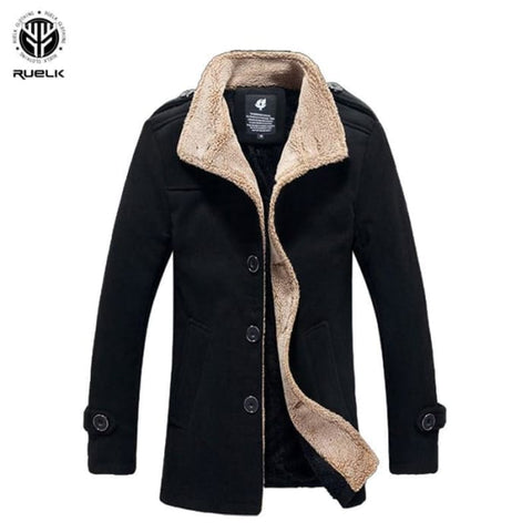 Shop For A Men's Coat With Lamb Wool This Winter | World Amazing Fashion - World Amazing Fashion