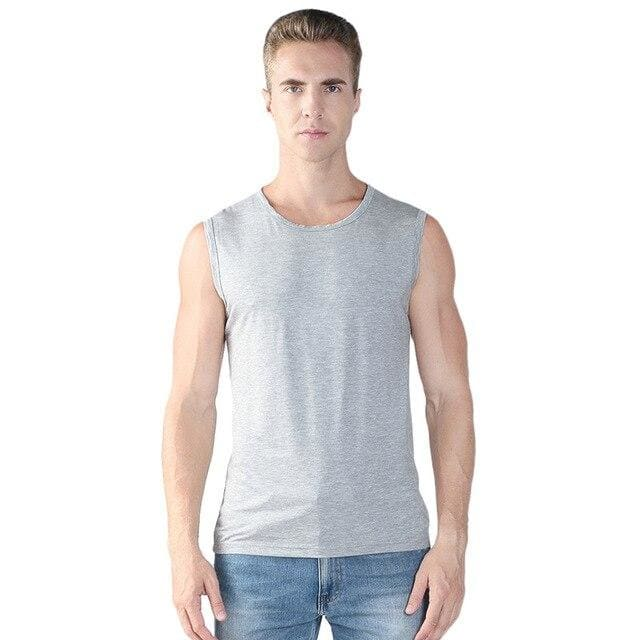 Shop For Our Knitted Sports Tank Tops Men sleeveless | World