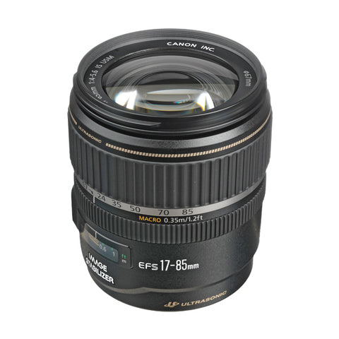 EF  17-85mm F4-5.6 IS