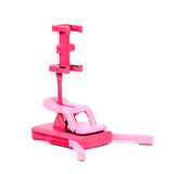 Clip Stand Light Pink-Pink for Camera & Smart phone