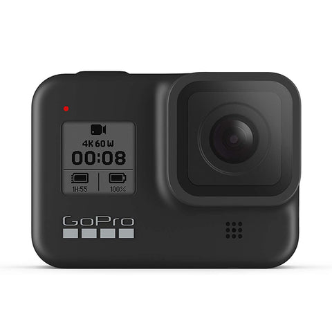 HERO 8 Black Hyper Smooth-2 Action Camera with 4K Video