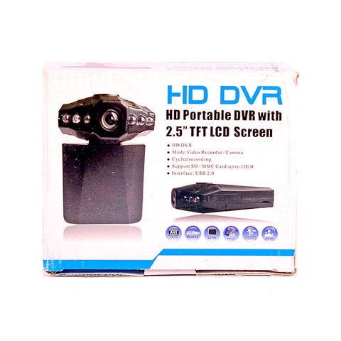 HD DVM Car Video DashCam