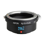 Kipon Baveyes Lens Adapter Nikon G to X-0.7X M2