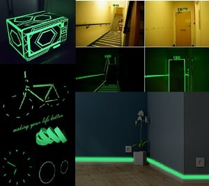 GlowTape™ - Glow in the Dark Tape