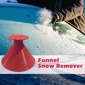 SnowScraper™- Easily Remove Snow from your Windshield