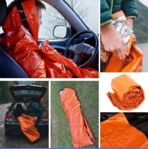 SurvivalBag™ - Emergency Sleeping Bag / Blanket