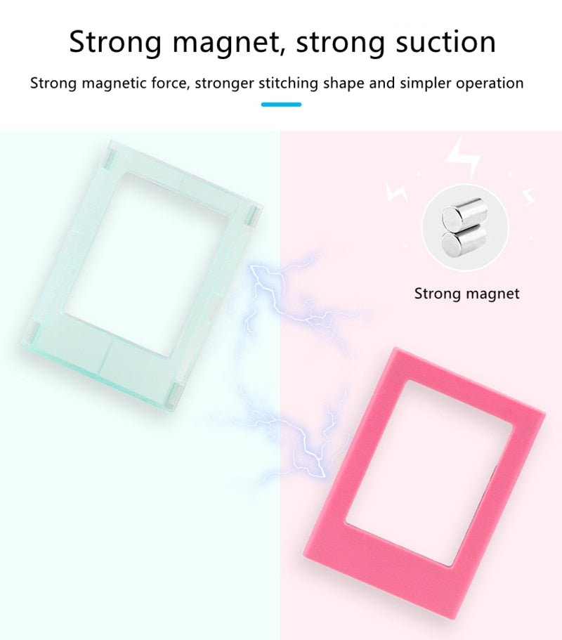 MagPhotoFrame - Design your own unique photo frame