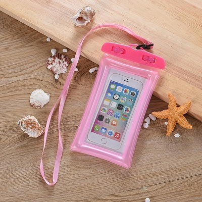 Waterproof Case for Phone, Credit Card, Cash and other valuables