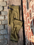 Softee Trainer Pants Green