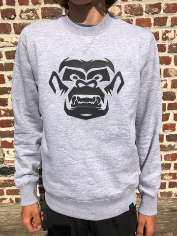 Mono Fuerte Sweater High End Grey