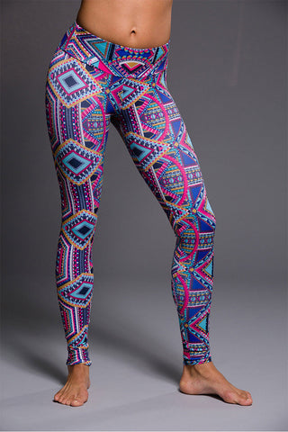 Onzie -  Tower Long Leggings - Front