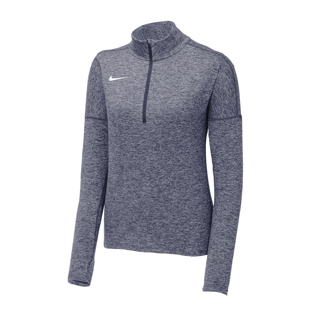 LIMITED EDITION Nike Ladies Dry Element 1/2-Zip Cover-Up - Upper Hand Back Nape